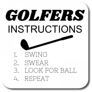 COA0011 - Golf instructions